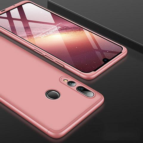 Handyhülle Hülle Kunststoff Schutzhülle Tasche Matt Vorder und Rückseite 360 Grad für Huawei Honor 20 Lite Rosegold