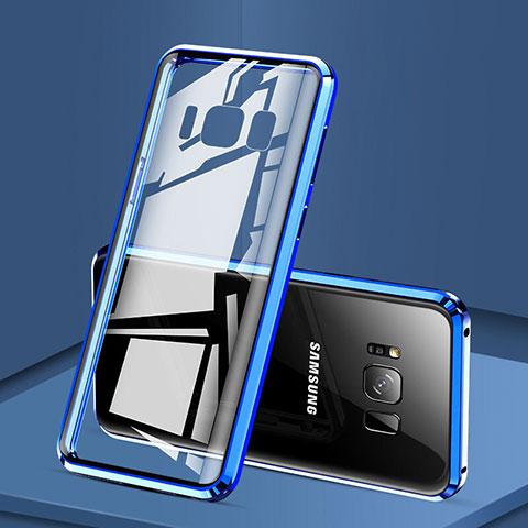 Luxus Handyhülle 360 Aluminium Spiegel Rahmen Hülle Metall rtCoQBshdx