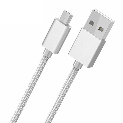 Kabel USB 2.0 Android Universal A05 Weiß