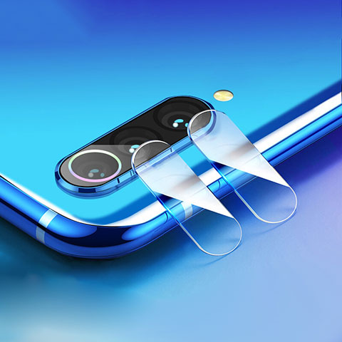 Kameraschutz Gehärtetes Glas Glasfolie Skins zum Aufkleben C01 Panzerglas für Xiaomi Mi 9 SE Klar
