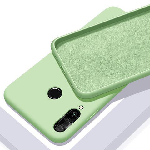 Silikon Hülle Handyhülle Ultra Dünn Schutzhülle 360 Grad Tasche für Huawei Honor 20 Lite Grün