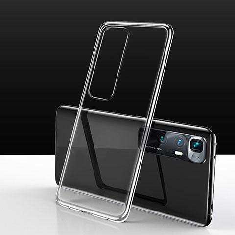 Silikon Schutzhülle Ultra Dünn Flexible Tasche Durchsichtig Transparent H03 für Xiaomi Mi 10 Ultra Klar