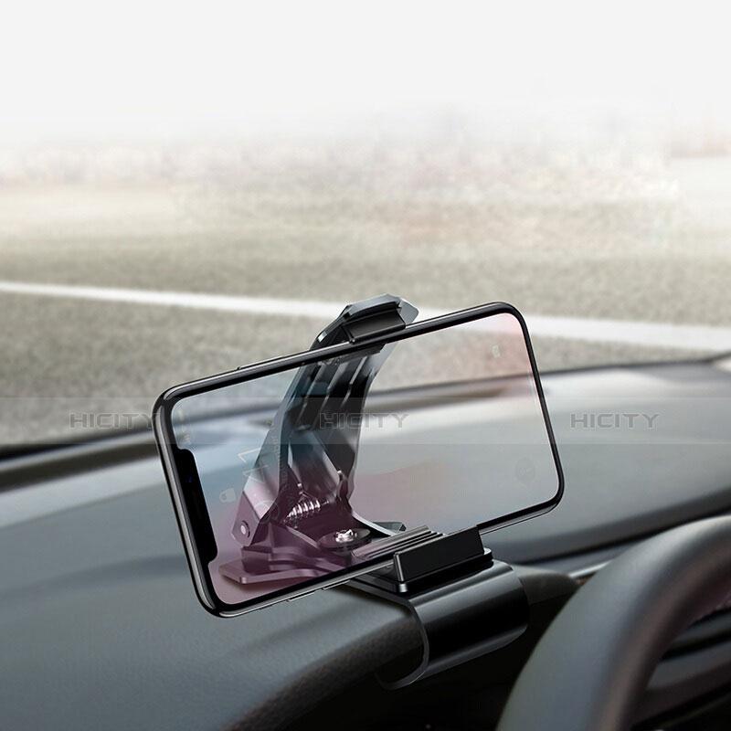 Auto KFZ Armaturenbrett Halter Halterung Universal AutoHalter Halterungung Handy T03 Schwarz groß