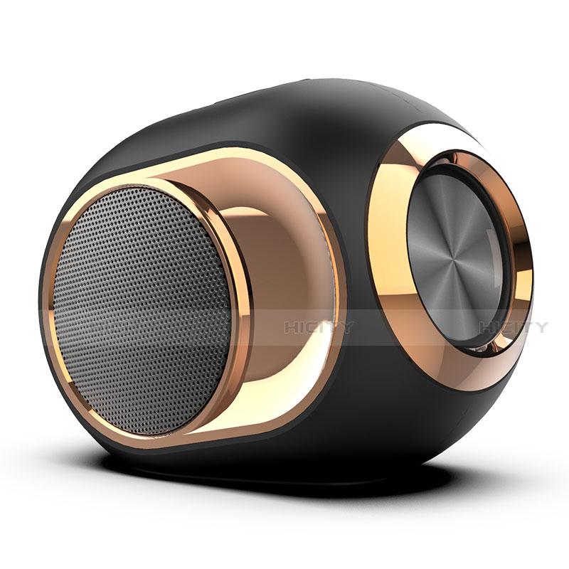 Bluetooth Mini Lautsprecher Wireless Speaker Boxen K05 Schwarz Plus