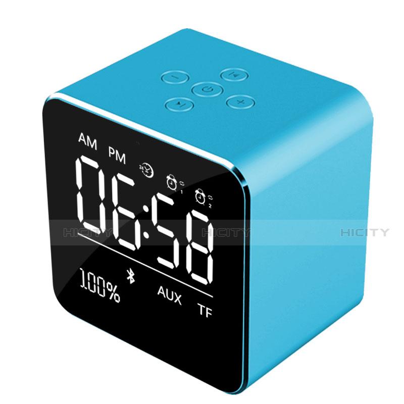 Bluetooth Mini Lautsprecher Wireless Speaker Boxen K08 Blau Plus