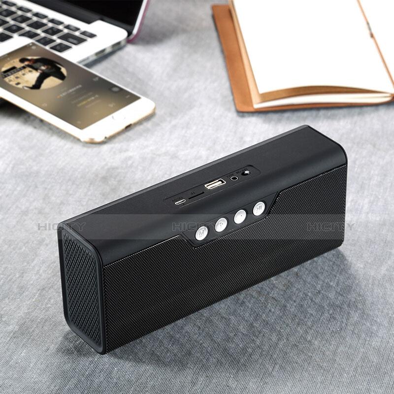 Bluetooth Mini Lautsprecher Wireless Speaker Boxen S17 Schwarz groß