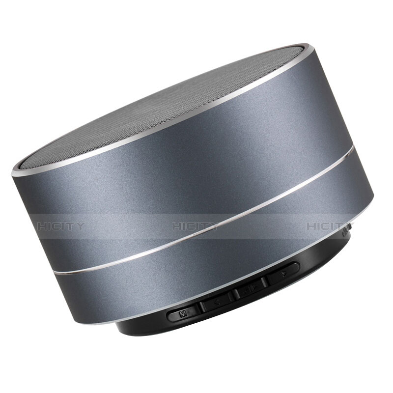 Bluetooth Mini Lautsprecher Wireless Speaker Boxen S24 Schwarz groß