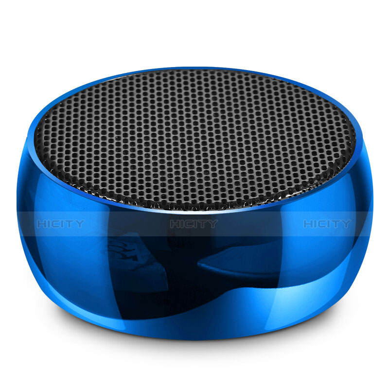 Bluetooth Mini Lautsprecher Wireless Speaker Boxen S25 Blau Plus