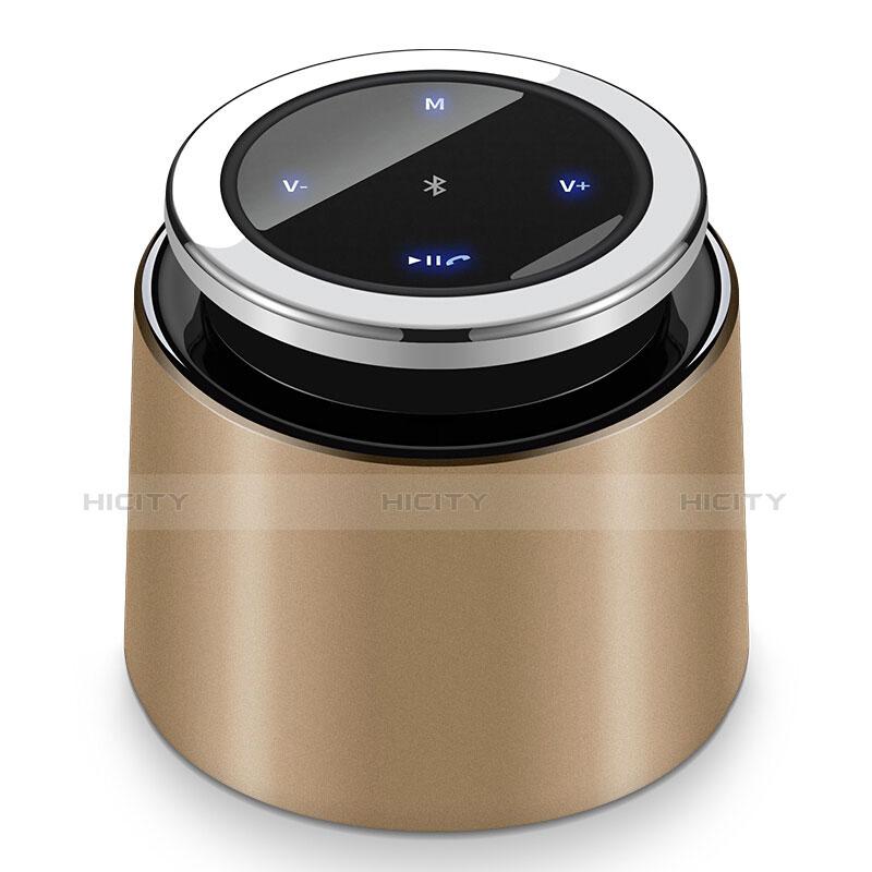 Bluetooth Mini Lautsprecher Wireless Speaker Boxen S26 Gold Plus