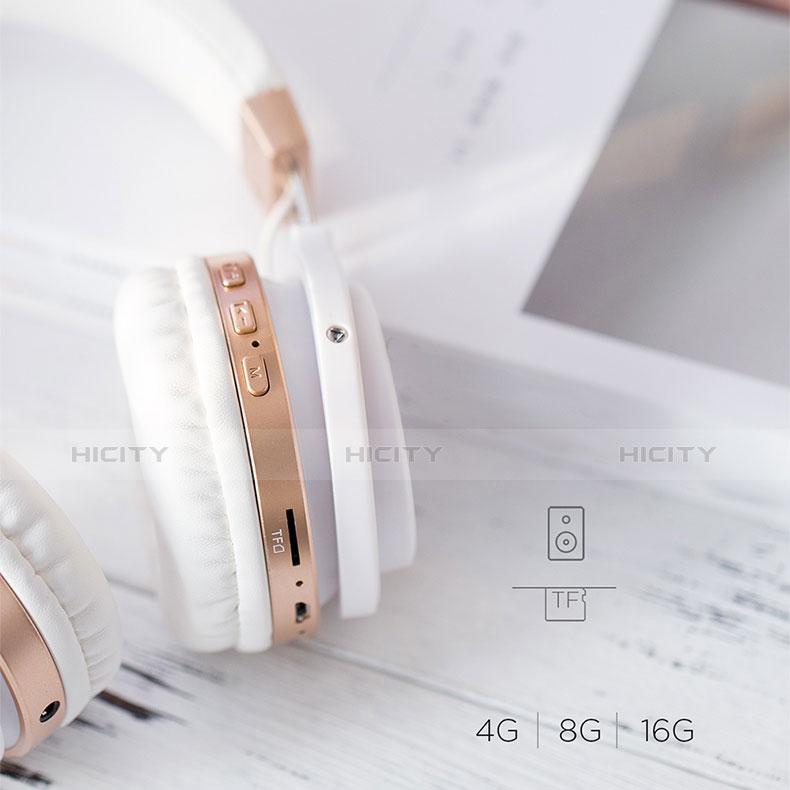 Bluetooth Wireless Stereo Ohrhörer Sport Headset In Ear Kopfhörer H71 Weiß groß