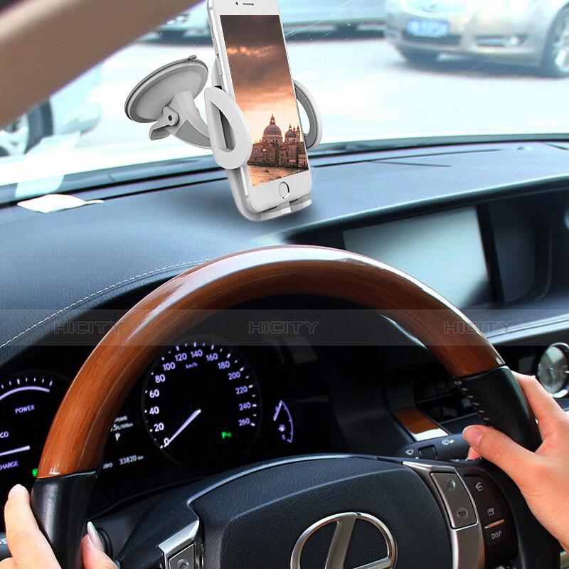 Halter Halterungung Auto Halter Halterung Saugnapf Universal H12 Weiß groß