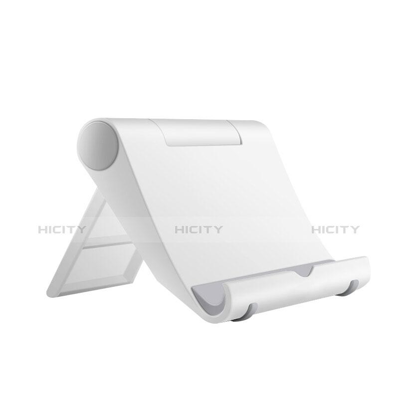 Handy Ständer Smartphone Halter Halterung Stand Universal Weiß groß