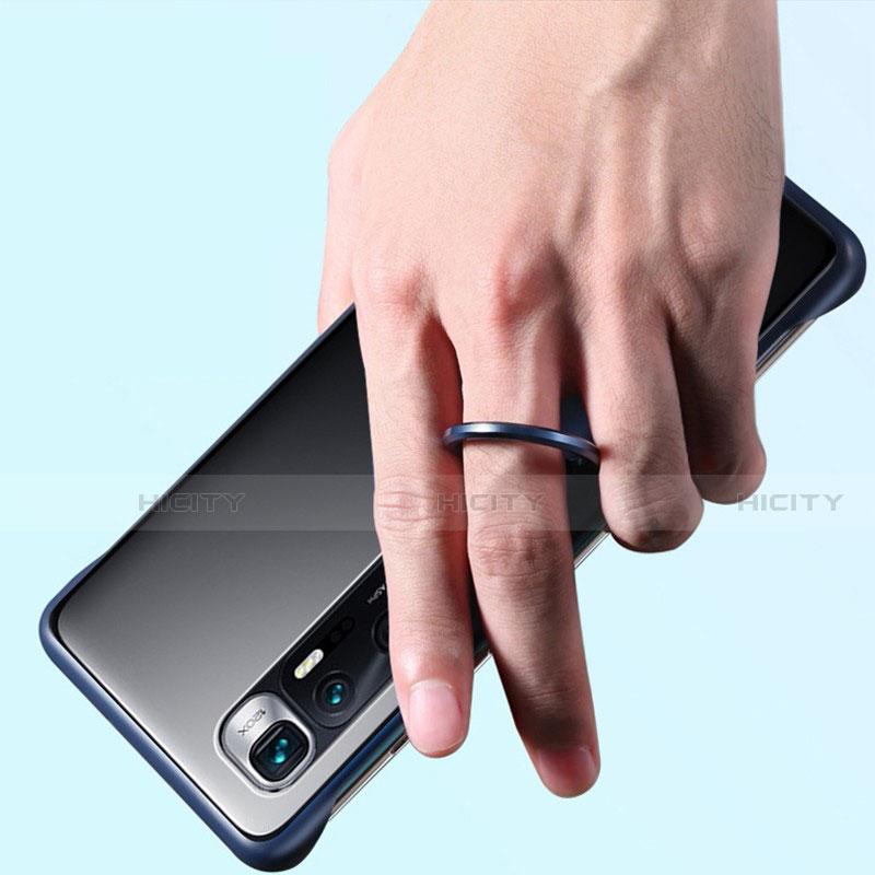 Handyhülle Hülle Crystal Hartschalen Tasche Schutzhülle H01 für Xiaomi Mi 10 Ultra groß