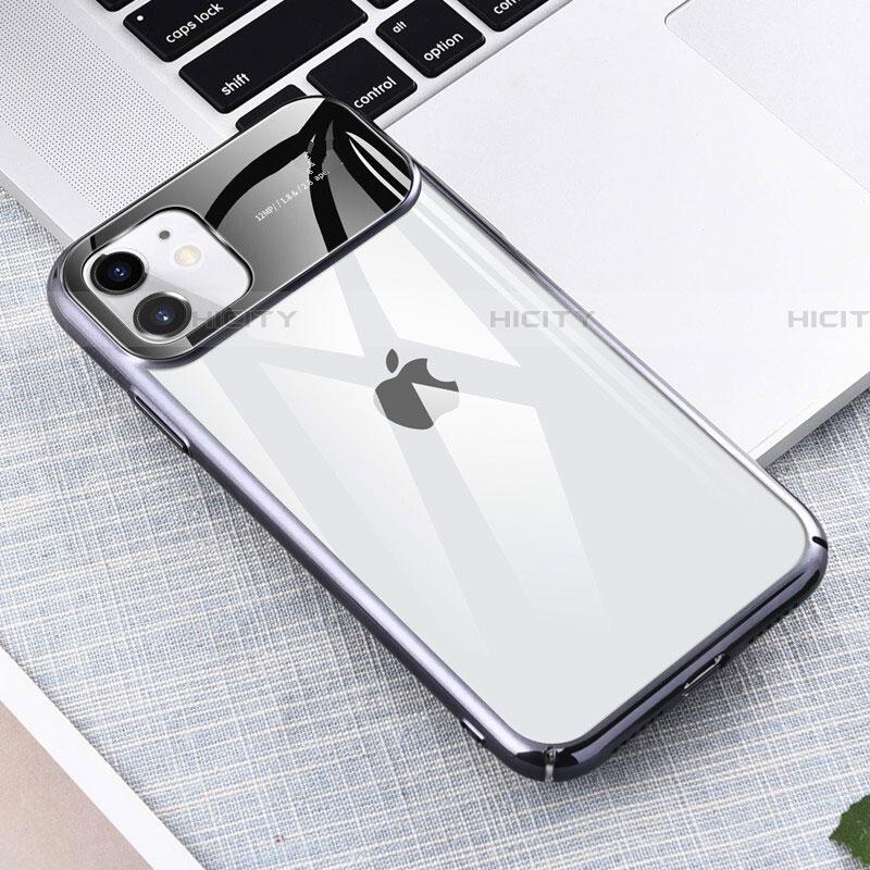 Handyhülle Hülle Crystal Tasche Schutzhülle S04 für Apple iPhone 11 groß