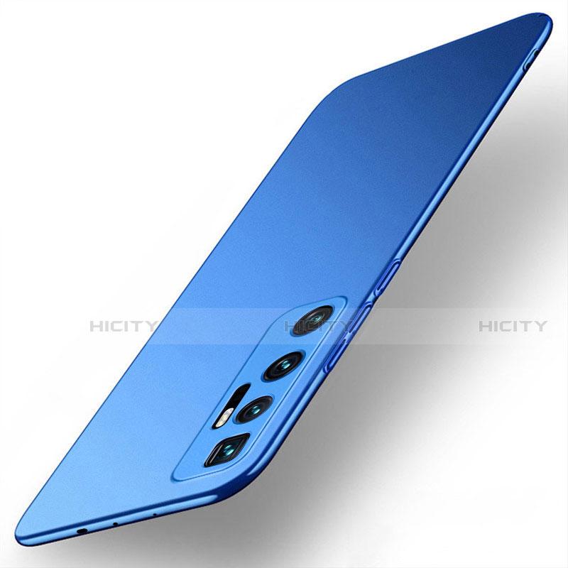 Handyhülle Hülle Hartschalen Kunststoff Schutzhülle Tasche Matt M01 für Xiaomi Mi 10 Ultra groß