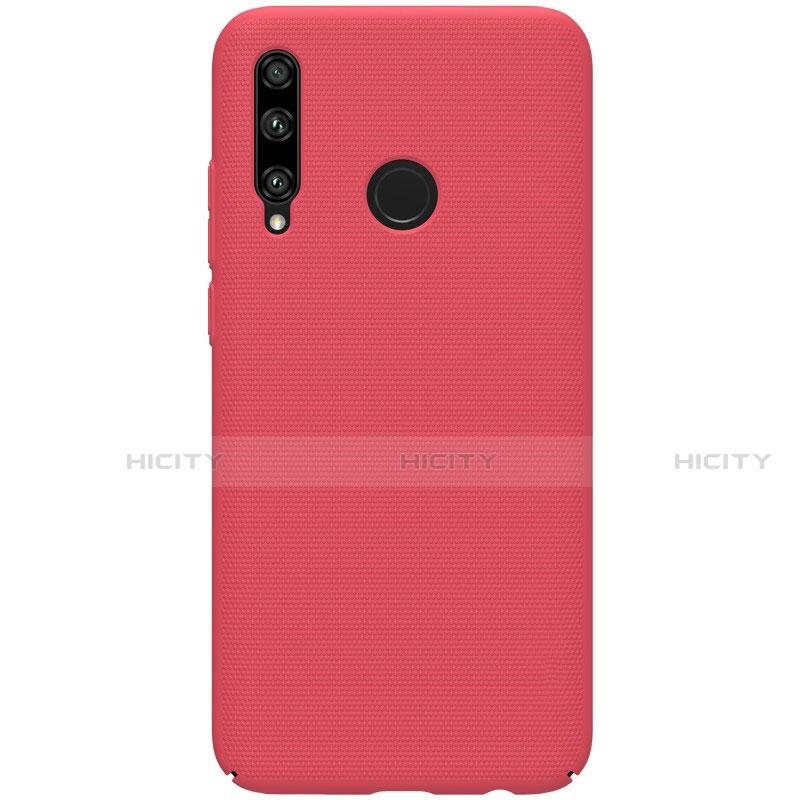 Handyhülle Hülle Kunststoff Schutzhülle Tasche Matt M01 für Huawei Honor 20 Lite Rot Plus