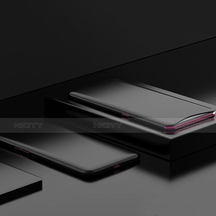 Handyhülle Hülle Kunststoff Schutzhülle Tasche Matt M02 für Oppo Find X groß