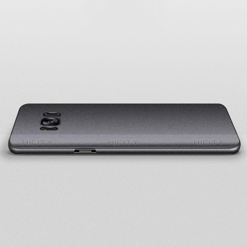 Handyhülle Hülle Kunststoff Schutzhülle Tasche Matt M17 für Samsung Galaxy S8 Plus groß
