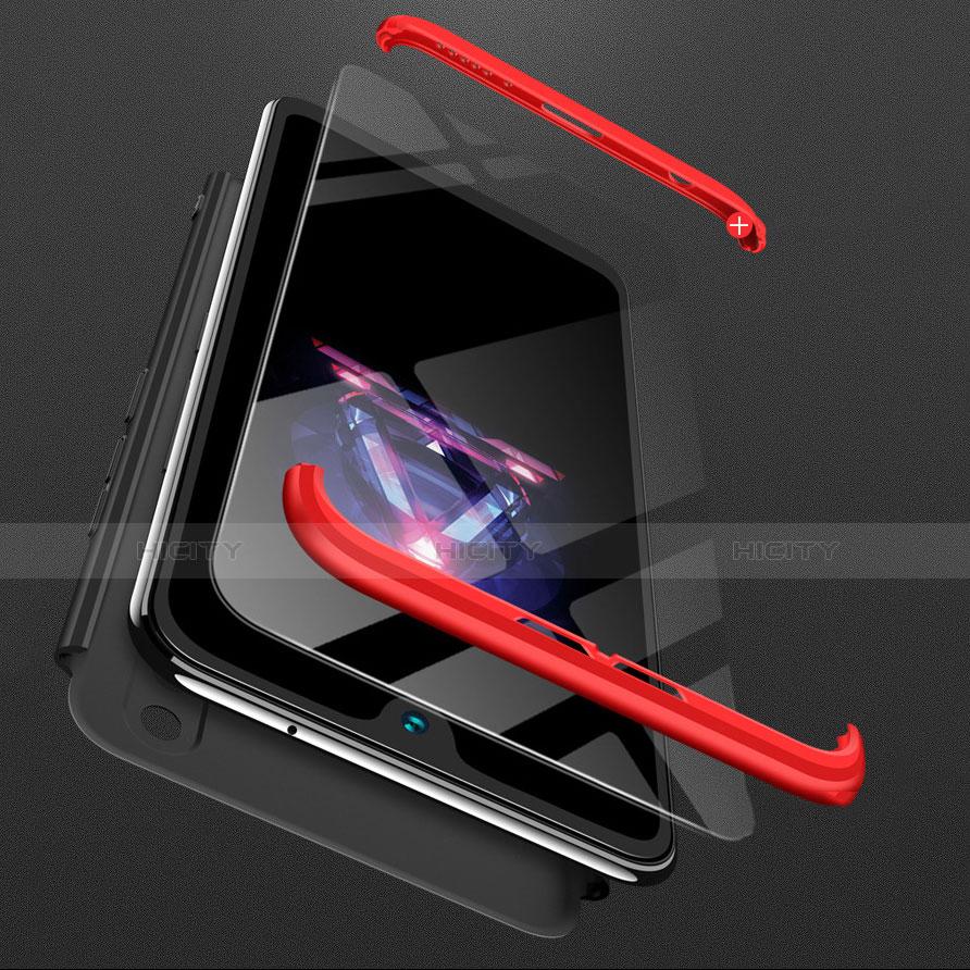 Handyhülle Hülle Kunststoff Schutzhülle Tasche Matt Vorder und Rückseite 360 Grad für Huawei Honor 8X groß
