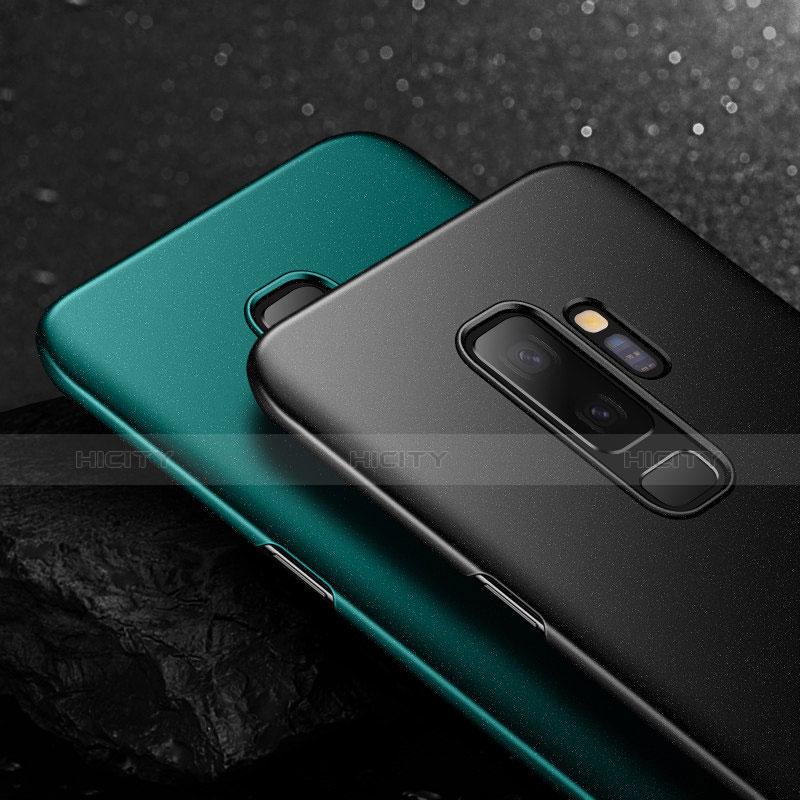 Handyhülle Hülle Kunststoff Schutzhülle Tasche Treibsand für Samsung Galaxy S9 Plus groß