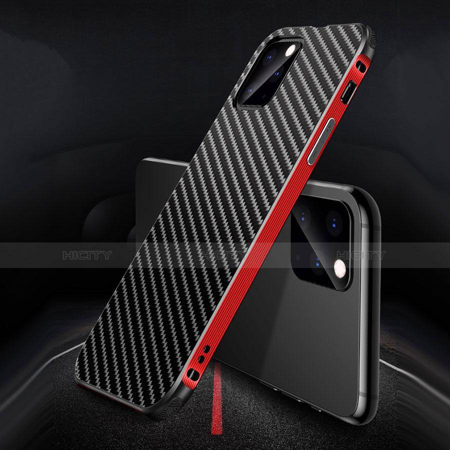 Handyhülle Hülle Luxus Aluminium Metall Tasche M02 für Apple