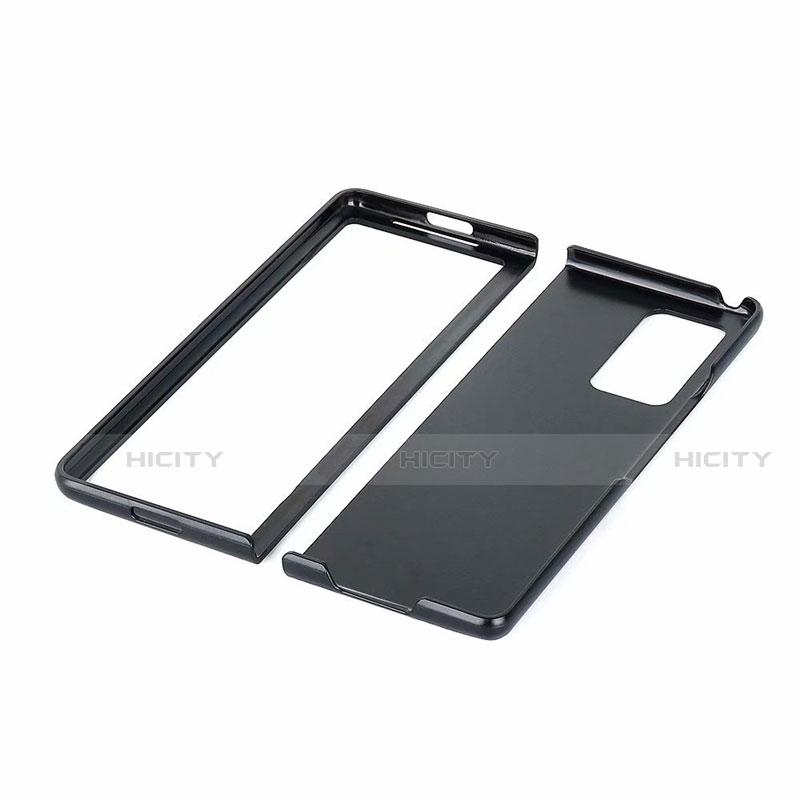 Handyhülle Hülle Luxus Leder Schutzhülle S02 für Samsung Galaxy Z Fold2 5G groß