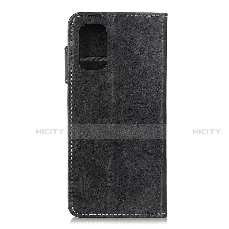 Handytasche Stand Schutzhülle Flip Leder Hülle für Motorola Moto G9 Plus groß