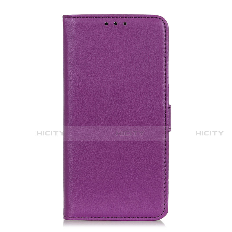 Handytasche Stand Schutzhülle Flip Leder Hülle L03 für Motorola Moto G9 Plus groß