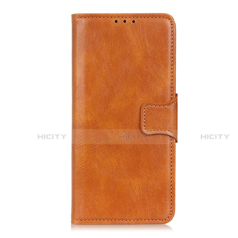 Handytasche Stand Schutzhülle Flip Leder Hülle L03 für Oppo Reno3 A Orange Plus