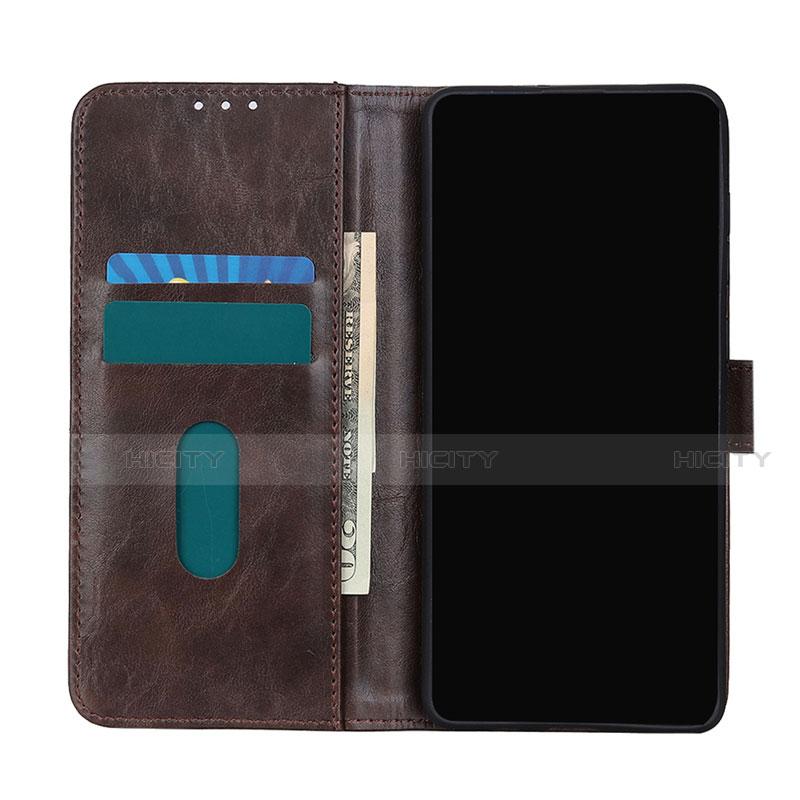 Handytasche Stand Schutzhülle Flip Leder Hülle L04 für Motorola Moto G9 Plus groß