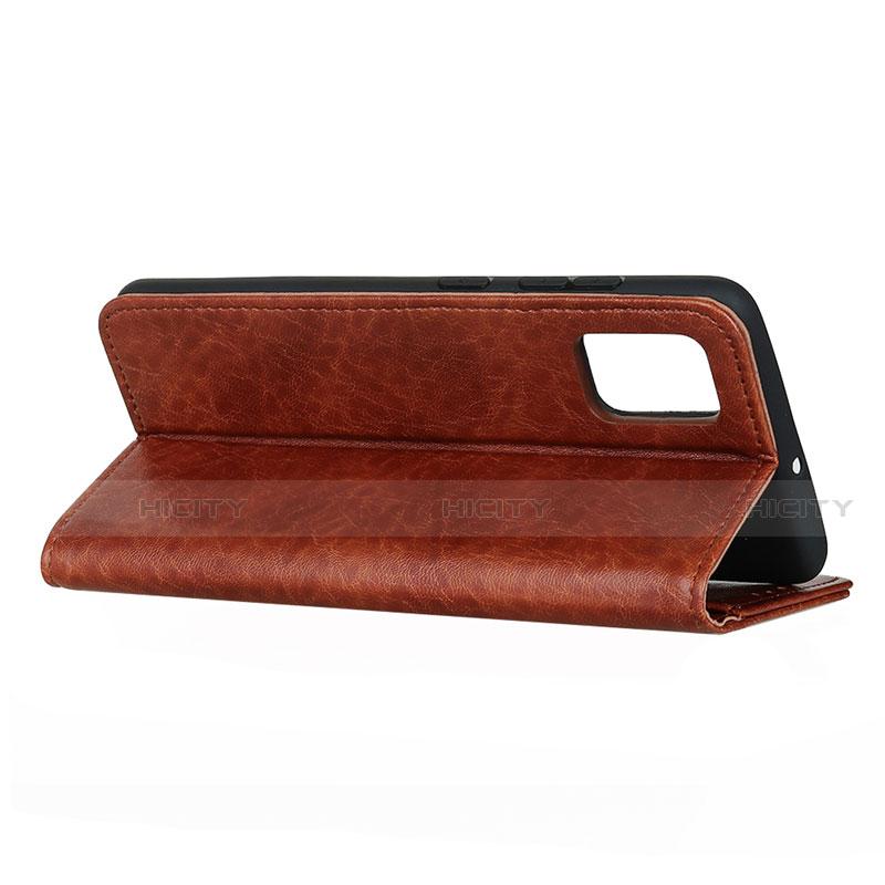 Handytasche Stand Schutzhülle Flip Leder Hülle L05 für Motorola Moto G9 Plus groß