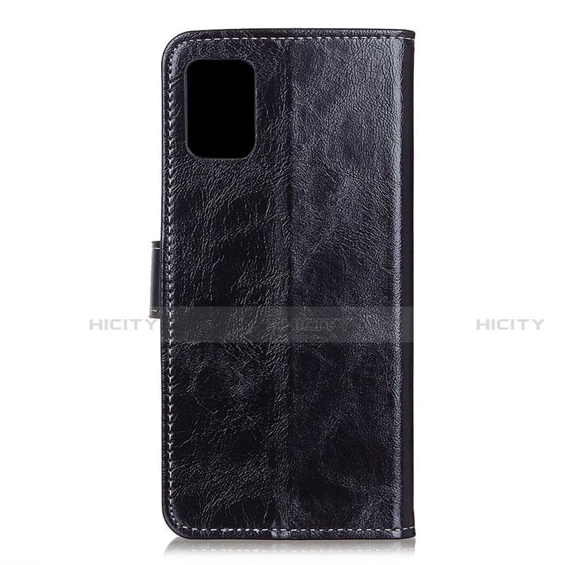 Handytasche Stand Schutzhülle Flip Leder Hülle L07 für Motorola Moto G9 Plus groß