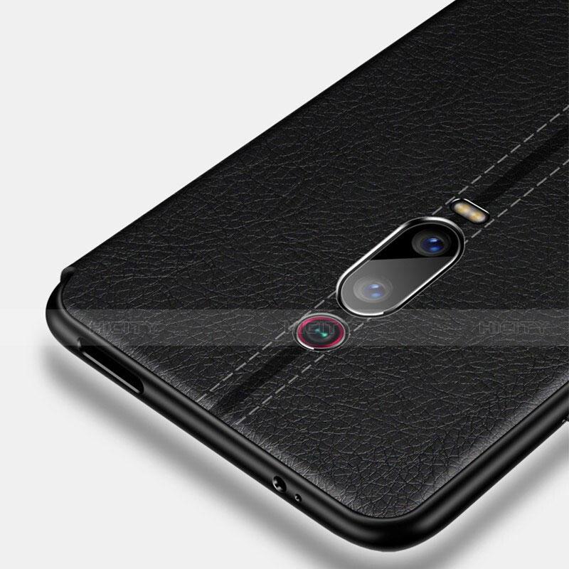 Handytasche Stand Schutzhülle Flip Leder Hülle T02 für Xiaomi Mi 9T Pro groß