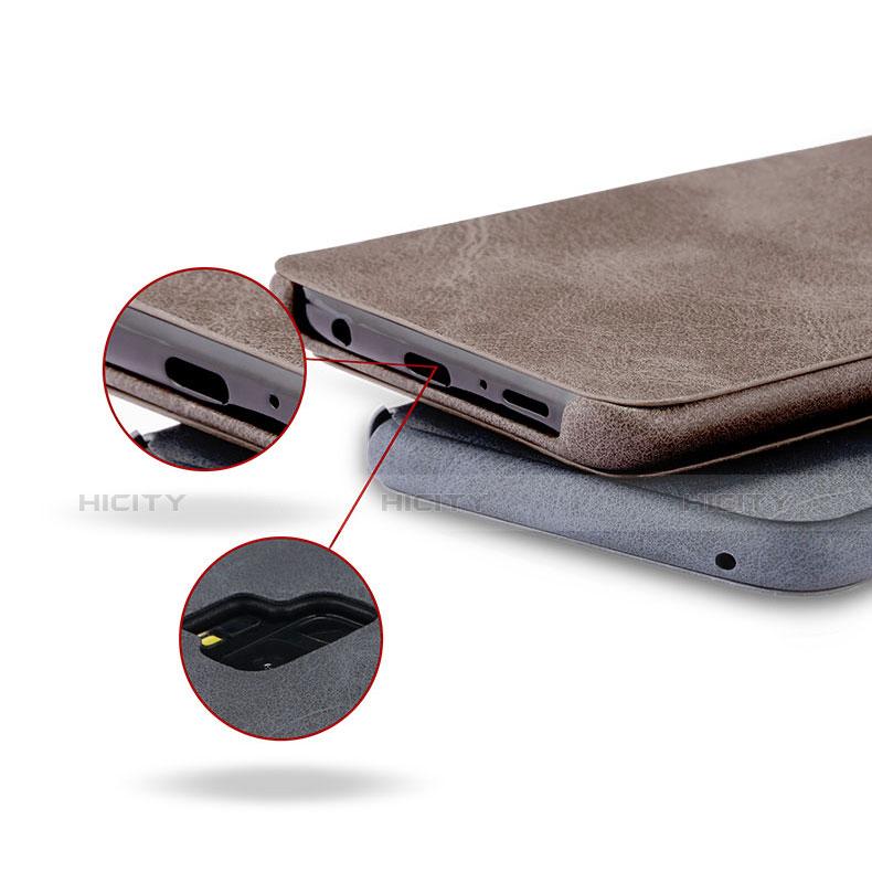 Handytasche Stand Schutzhülle Leder für Samsung Galaxy S9 groß