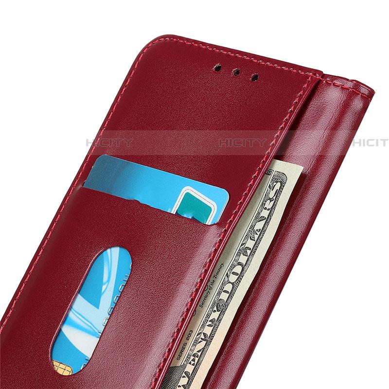 Handytasche Stand Schutzhülle Leder Hülle L02 für Oppo Find X2 Pro groß