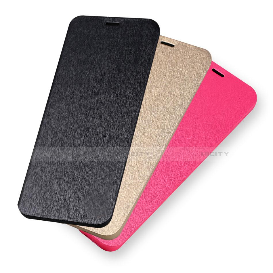 Handytasche Stand Schutzhülle Leder P01 für Samsung Galaxy S8 Plus groß