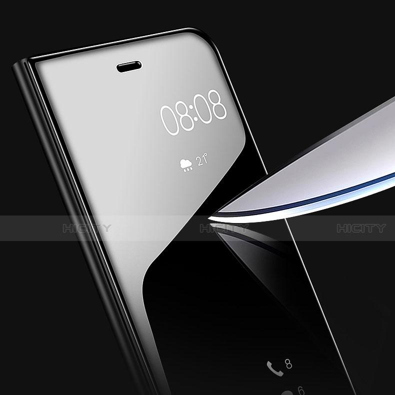 Handytasche Stand Schutzhülle Leder Rahmen Spiegel Tasche für Huawei Honor 20 Lite