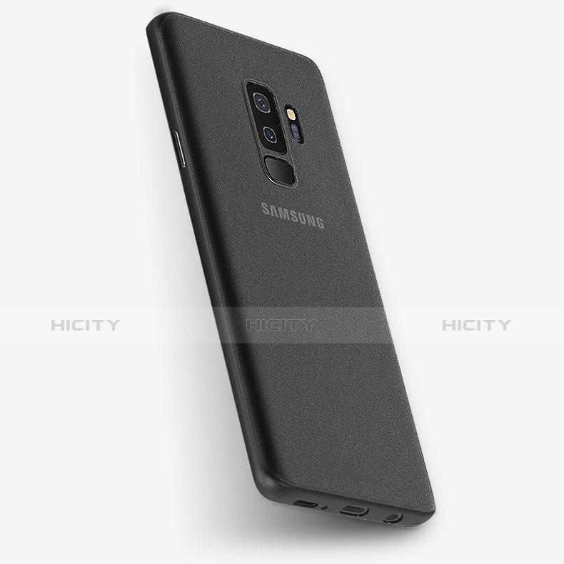 Hülle Ultra Dünn Schutzhülle Tasche Durchsichtig Transparent Matt für Samsung Galaxy S9 Plus groß