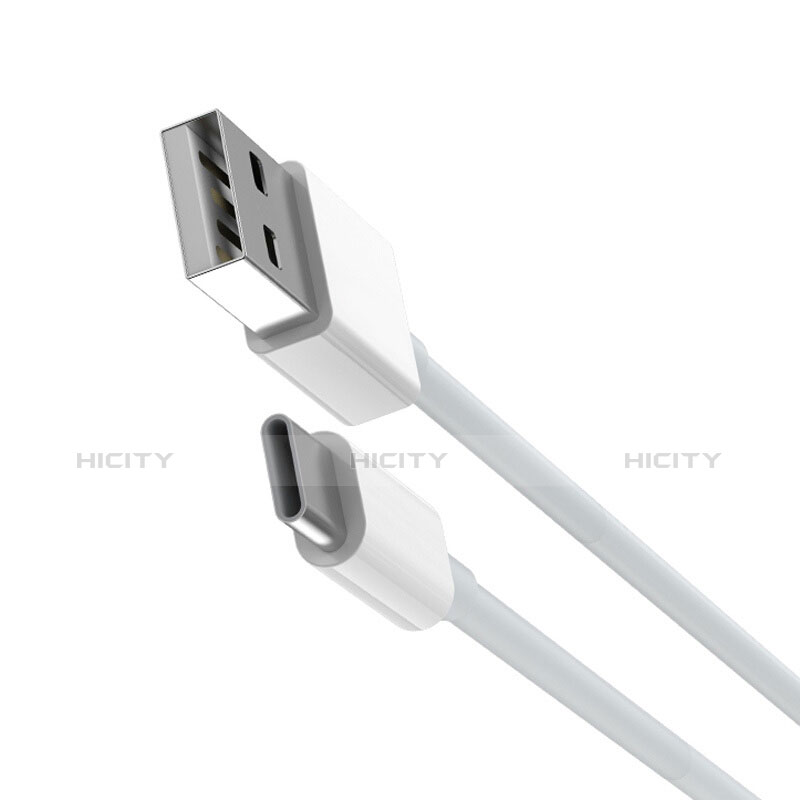 Kabel Type-C Android Universal T05 Weiß groß
