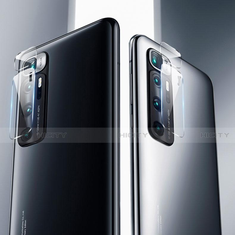 Kameraschutz Gehärtetes Glas Glasfolie Skins zum Aufkleben C01 Panzerglas für Xiaomi Mi 10 Ultra Klar Plus