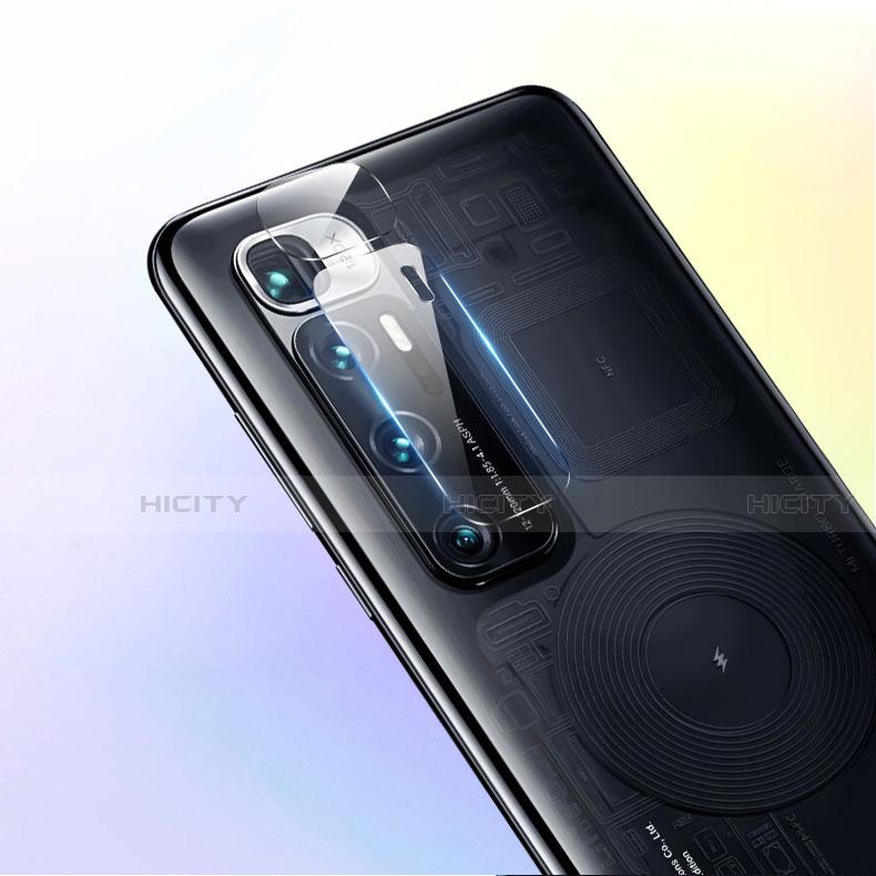 Kameraschutz Gehärtetes Glas Glasfolie Skins zum Aufkleben C01 Panzerglas für Xiaomi Mi 10 Ultra Klar groß