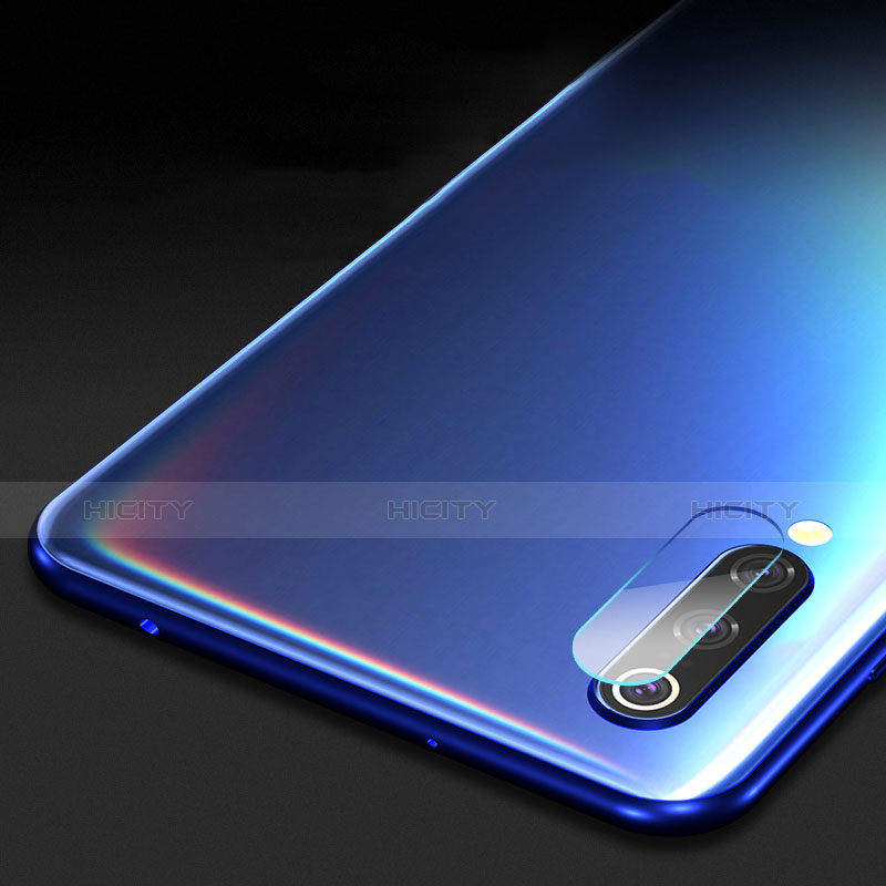 Kameraschutz Gehärtetes Glas Glasfolie Skins zum Aufkleben C01 Panzerglas für Xiaomi Mi 9 SE Klar groß