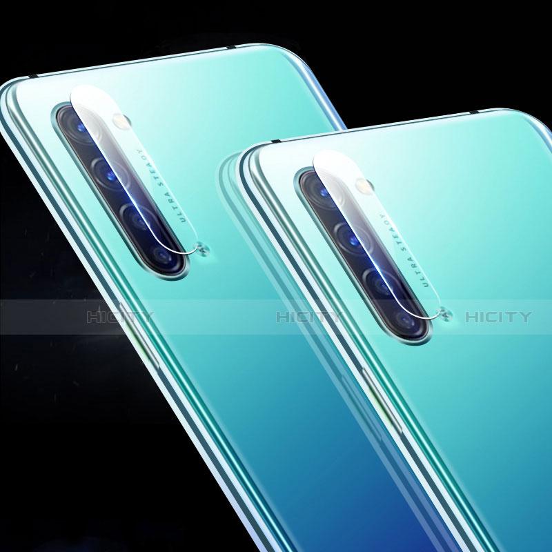 Kameraschutz Gehärtetes Glas Glasfolie Skins zum Aufkleben Panzerglas für Oppo Reno3 A Klar groß