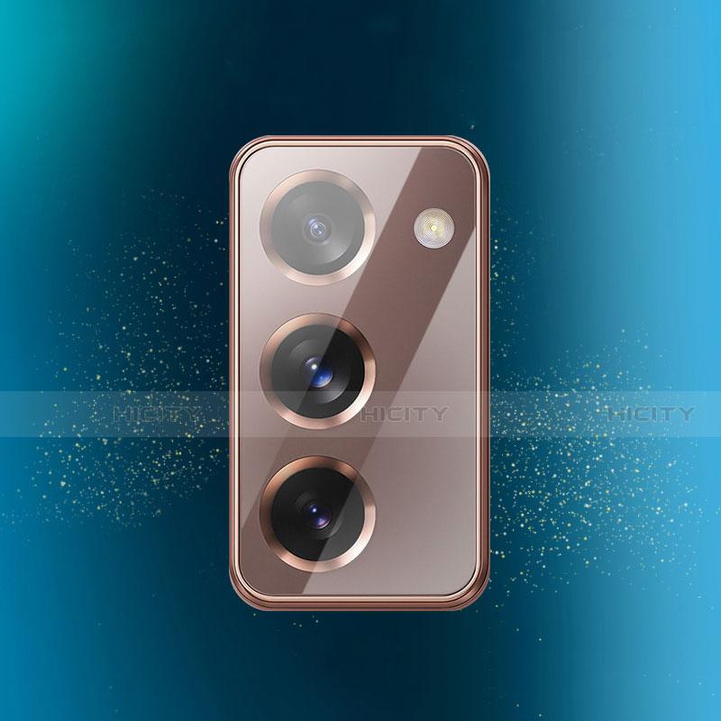Kameraschutz Gehärtetes Glas Glasfolie Skins zum Aufkleben Panzerglas für Samsung Galaxy Z Fold2 5G Klar groß