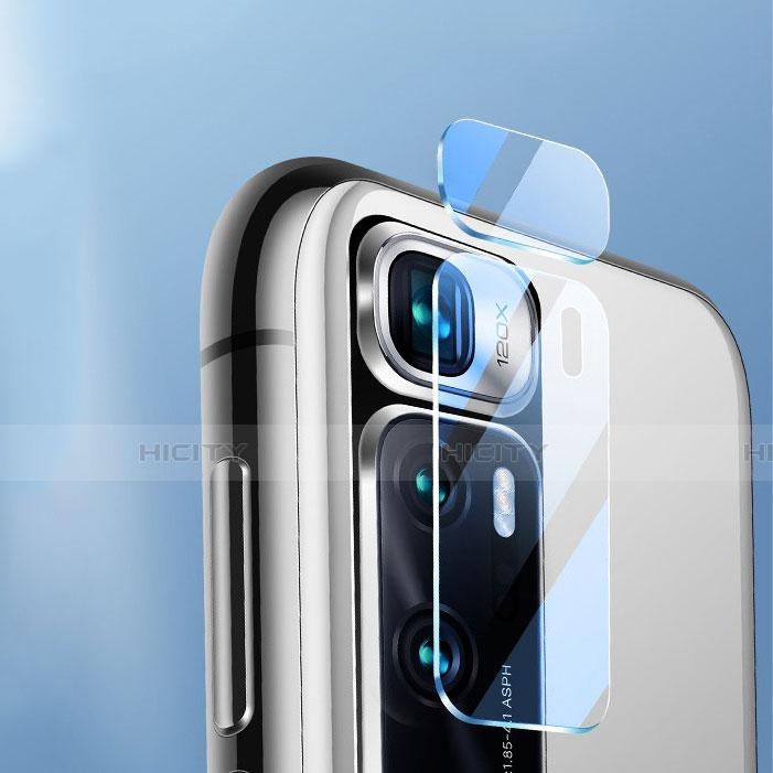 Kameraschutz Gehärtetes Glas Glasfolie Skins zum Aufkleben Panzerglas für Xiaomi Mi 10 Ultra Klar groß