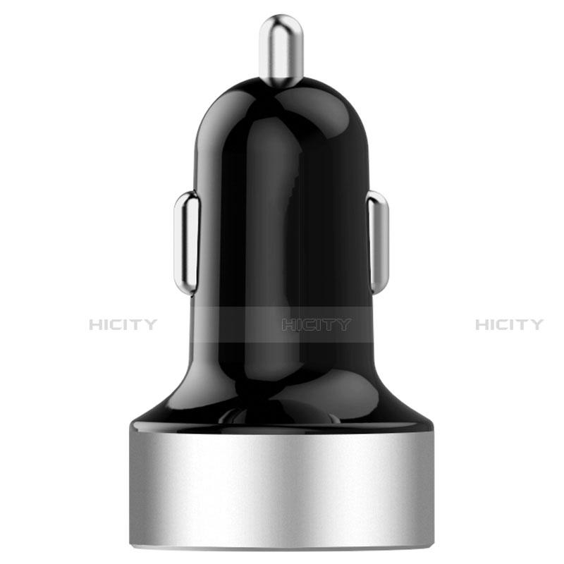 Kfz-Ladegerät Adapter 4.8A Dual USB Zweifach Stecker Fast Charge Universal K07 groß