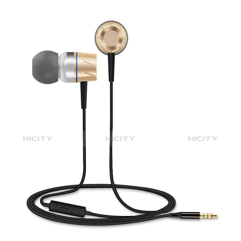 Kopfhörer Stereo Sport Ohrhörer In Ear Headset H30 Gold Plus