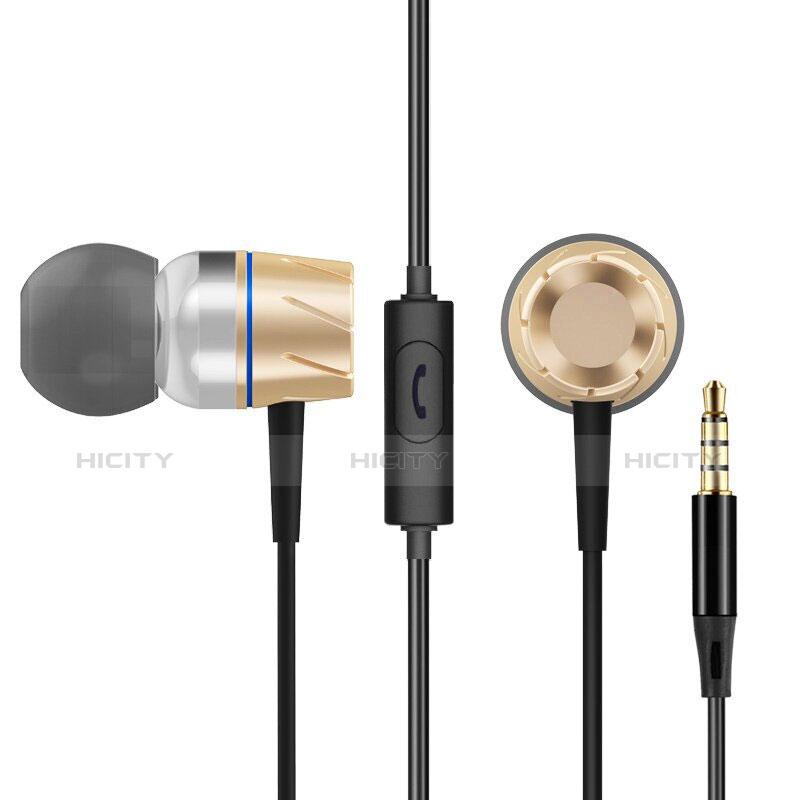 Kopfhörer Stereo Sport Ohrhörer In Ear Headset H30 Gold groß