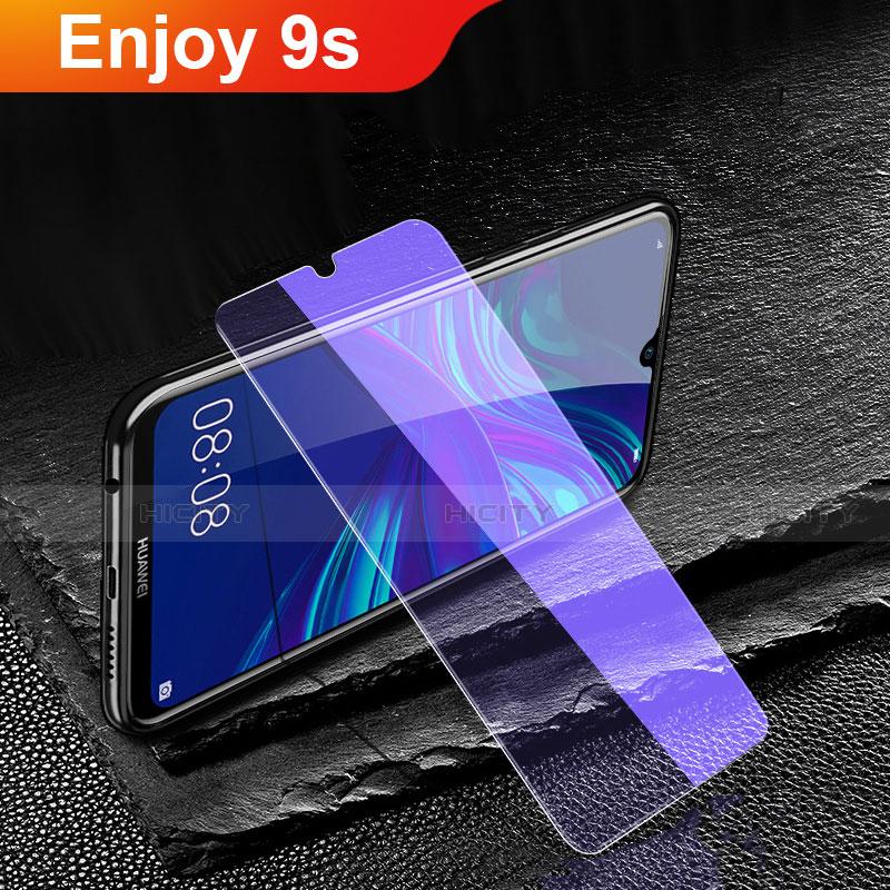 Schutzfolie Displayschutzfolie Panzerfolie Gehärtetes Glas Glasfolie Anti Blue Ray Skins zum Aufkleben Panzerglas für Huawei Honor 20 Lite Klar Plus