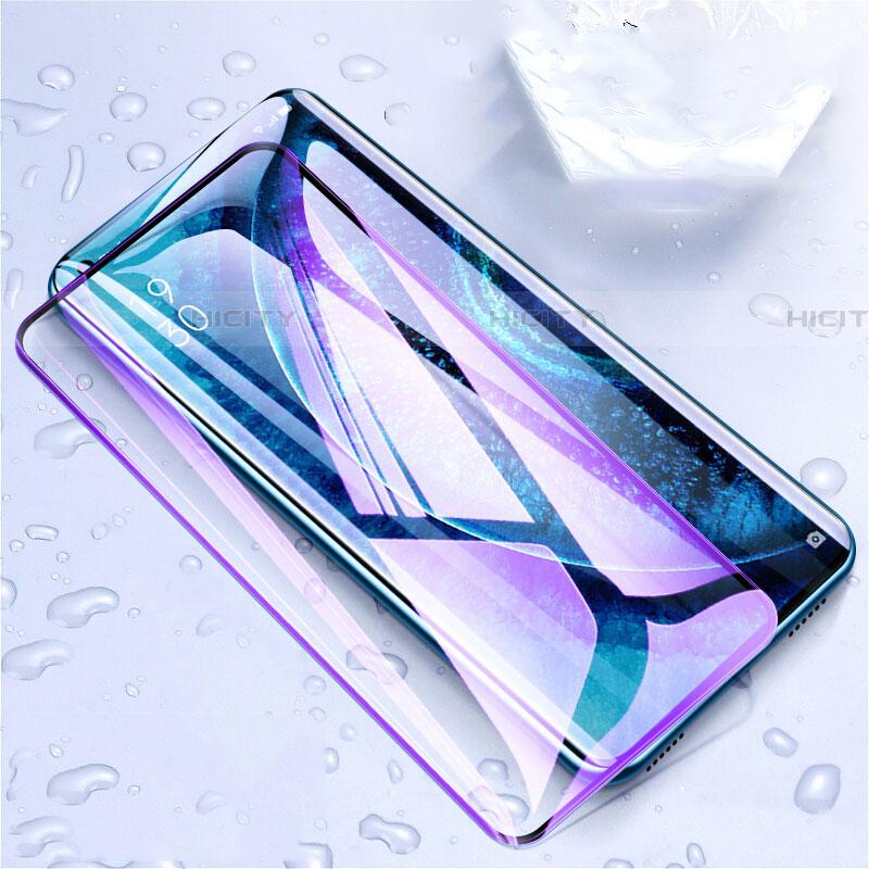 Schutzfolie Displayschutzfolie Panzerfolie Gehärtetes Glas Glasfolie Anti Blue Ray Skins zum Aufkleben Panzerglas für Oppo Find X2 Pro Klar groß